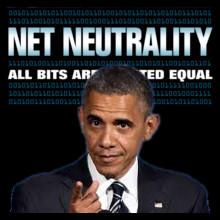 Barack Obama (Net neutrality)
