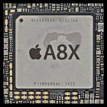 Procesador A8X (Apple)