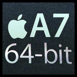 Apple A7 (64 bits)