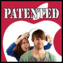 Headphones Patented (Apple)