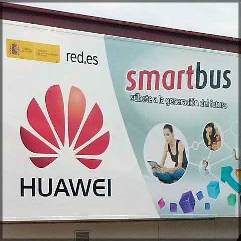Smartbus Huawei