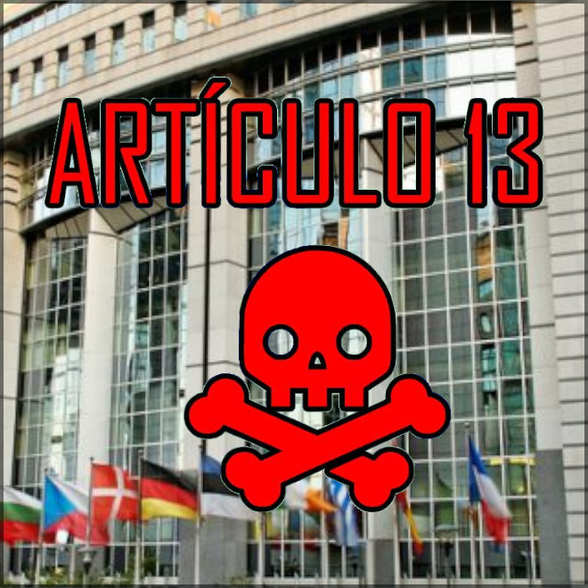 Articulo 13 (Parlamento Europeo)