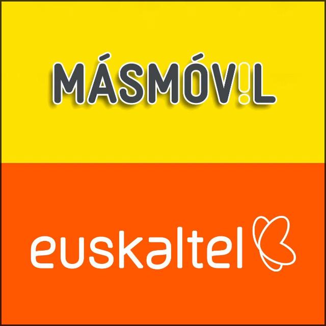 MásMóvil y Euskaltel