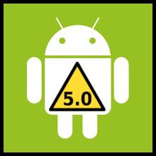 Android 5.0 (Radiactivo)
