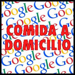 Comida a Domicilio (Google)
