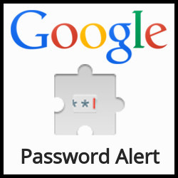 Password Alert (Google)