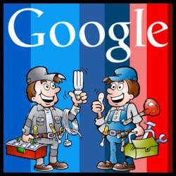 Google (fontanero y electricista)