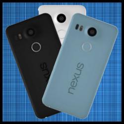 Nexus 5X (3 colores)
