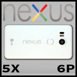 Nexus 5X - Nexus 6P