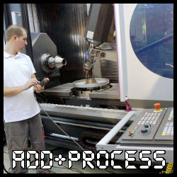 Impresora - 3D (Add+Process)