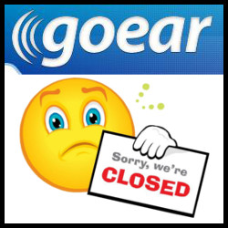 Goear - closed