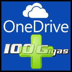OneDrive (100 gigas +)