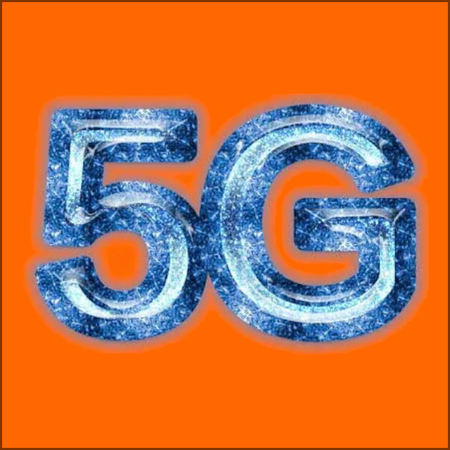 5G (Orange)