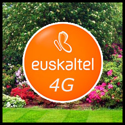 Euskaltel 4G