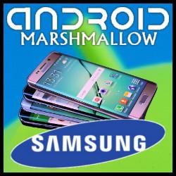 Samsung (MarshMallow)