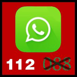 WhatsApp (088 no - 112 si)