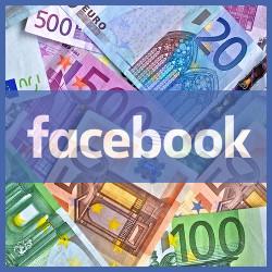 Facebook y euros