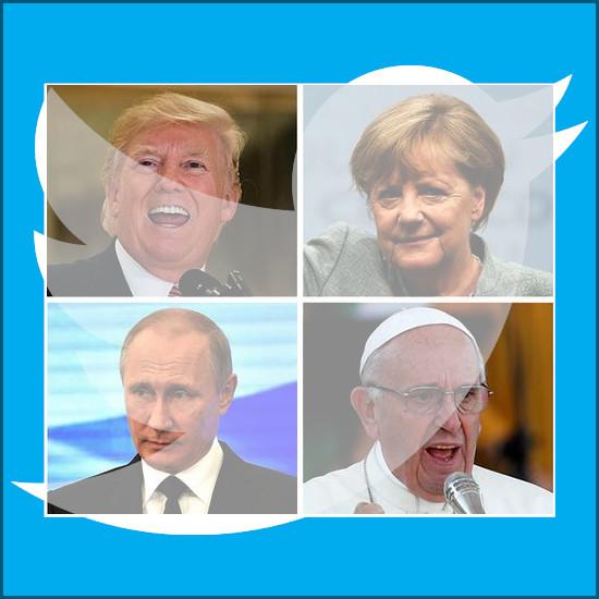 Lideres Mundiales (Twitter)