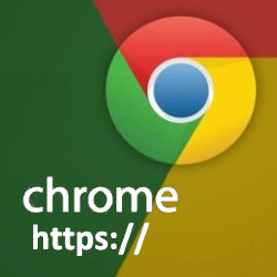 Chrome (https)
