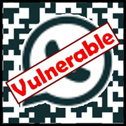 Whatsapp Web (Vulnerable)
