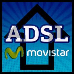 Movistar ADSL (Flecha arriba)