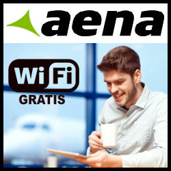 WiFi gratis (AENA)