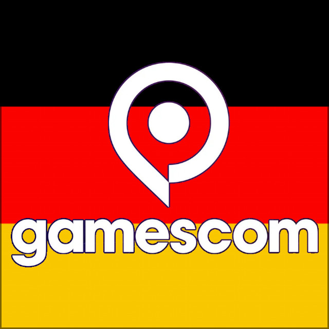 Gamescom (Bandera Alemania)