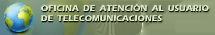 Oficina de Atención al Usuario de Telecomunicaciones