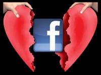 facebook corazon roto