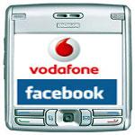 vodafone y facebook