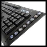 teclado facebook