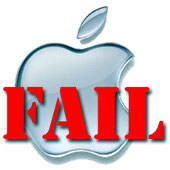 apple fallo