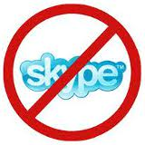 bloqueo skype