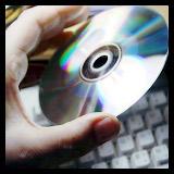 teclado y cd