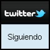 twitter - siguiendo
