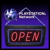 PSNetwork open