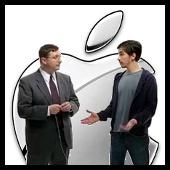 vendedor apple