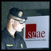 guardia civil - sgae