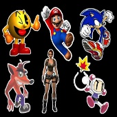 personajes videojuegos