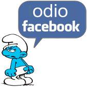 pitufo odio facebook