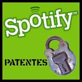 spotify patentes