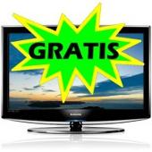 televisores gratis
