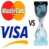 wikileaks vs visa y mastercard