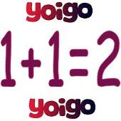 yoigo - 1 mas 1