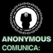 anonymous comunica