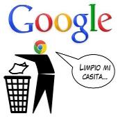 google papelera