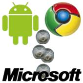 android y chrome - microsoft