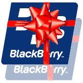 blackberry regalo