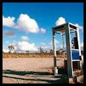 cabina desierto