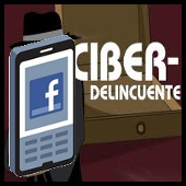 facebook movil - ciberdelincuente